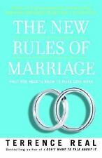NEW - The New Rules of Marriage: What You Need to Know to Make Love Work
