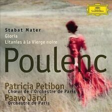 Poulenc: Stabat Mater; Gloria; Litanies … la Vierge noire (2013, DG) (CD2537)