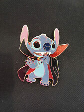 Disney Halloween Stitch as Vampire pin LE 135