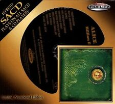 AF DCC Hybrid SACD Alice Cooper BILLION DOLLAR BABIES new limited edition #67