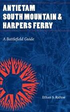 Antietam, South Mountain, and Harpers Ferry: A Battlefield Guide (This-ExLibrary