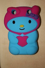 BLACKBERRY 9320 9220 CUTE 3D novelty SILICONE CASE