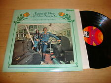 Sonny & Cher - All I Ever Need Is You - LP Record  EX VG+