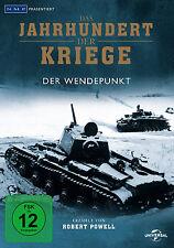 3 DVDs * DAS JAHRHUNDERT DER KRIEGE 4 - Der Wendepunkt # NEU OVP +