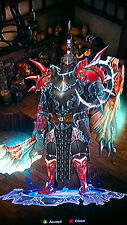 DIABLO 3 MODDED NEVER DIE CRUSADER SET and MODDED LEGENDARY GEMS XBOX ONE
