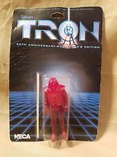 Disney's Tron 20th Anniversary Warrior action figure by NECA Toys 4 inch figure