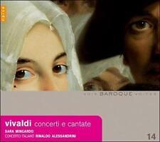 Vivaldi: Concerti e Cantate, New Music
