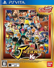 [NEW] J-STARS VICTORY VS ANISON SOUND EDITION (Sony PlayStation Vita, 2014)