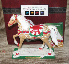 TRAIL OF PAINTED PONIES Sweet Treat Round Up Low 1E/0268 ~ Cookie House Horse ~