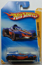 2010 Hot Wheels New Models Formula Street 20/44 (Blue Version)
