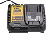 Dewalt DCB115 12 Volt to 20 Volt Lithium-Ion Battery Charger Li-Ion 12V-20V