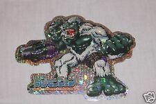 NEW DIGIMON HOLOGRAPHIC STICKER KODAK PROFESSIONAL PAPER GORILLAMON