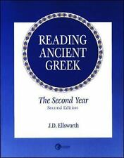 Reading Ancient Greek:  The Second Year