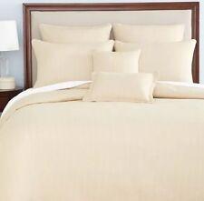 NWT Hudson Park Feather Matelasse Standard Pillowsham, Camel $90 Bloomingdales