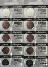 10 New ENERGIZER CR1620 Lithium 3v Coin Battery Australia Stock FAST SHIPPING