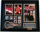 New Foo Fighters Limited Edition Memorabilia Framed