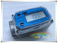 """1"""" INCH Electronic Gear Flow Meter Fuel Gasoline Kerosene Diesel"""