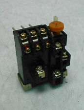 Mitsubishi TH-12 Overload Relay, 0.3 - 0.5 A Range, Used, WARRANTY