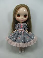 Costume outfit handcrafted dress for Blythe Basaak doll 44-11