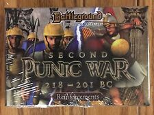 Battleground Historical Warfare: Second Punic War Expansion Rome vs. Carthage