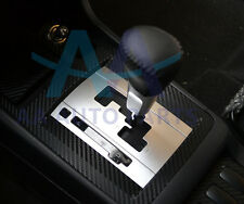Mitsubishi Lancer Dashboard Carbon Fiber Vinyl Trim