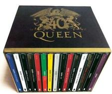 The Queen 40th Anniversary 30 CD Box Set Booklets Full Collection Factory Sealed