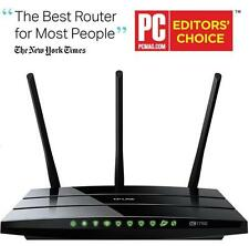 TP-Link Archer C7 AC1750 Wireless Dual Band Gigabit Router Version 2 **used**