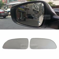 Rearview Blind Spot Curved Side Mirror Wide Glass for KIA 2001-2006 Optima Regal