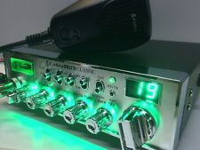 Cobra 29LTD Classic Cb Radio Pure Green Nitro BackLit Package Performance Tuned