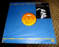 "PHILIPPINES:GEORGE MICHAEL,WHAM! - FAITH 12"" EP/LP,RARE VERSION,SCARE,VHTF,OOP"