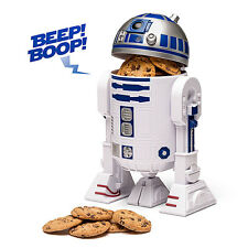 "STAR WARS R2-D2 TALKING COOKIE JAR 11"" PLASTIC BRAND NEW GREAT GIFT"