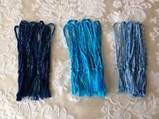 Blue Bracelet w/ Tassel to compliment Believing God Bible Study by Beth Moore