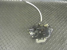 2003 VW GOLF MK4 DRIVERS SIDE FRONT DOOR LOCK