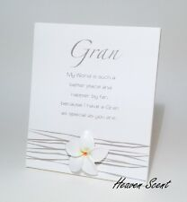 Splosh Gran Poem Sign Gift Ideas for Her & Grandparents Birthdays Mothers Day