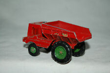 Matchbox series Kingsize No2 Muir-Hill Dumper.