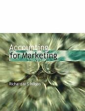 Accounting for Marketing (Advanced Management Accounting & Finance)-ExLibrary