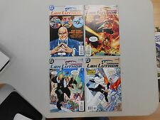 SUPERMAN'S NEMESIS LEX LUTHOR #1 - 4 COMPLETE SERIES NM9.2- at least! DC 1999