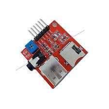 SD/TF Card MP3 Voice Module Audio Sound Player Serial Control for Arduino uno r3
