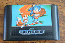 Sonic the Hedgehog 2 (Sega Genesis, 1992) - Game Cartridge Only
