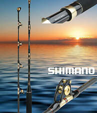 Shimano TLD Stand-up, 50-80lbs, 1,67m, Bootsrute mit Rollerberingung