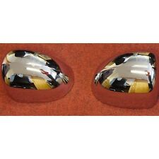 Jeep Compass Pair Chromed Door Mirror Covers Wing Mirrors External Accessories