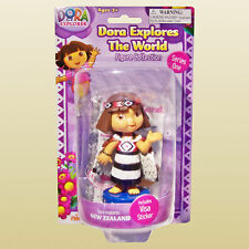 Dora Explores The World Figurine - New Zealand 12cm Tall NEW Buy 2 Get 1 FREE