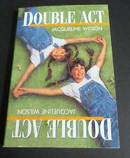 Double Act by Jacqueline Wilson (1999, Paperback)