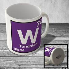 MUG_ELEM_099 (74) Tungsten - W - Science Mug