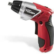 Compact Electric Screwdriver Magnetic Holder Cordless Battery Led 4V Lithium-Ion