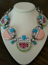 Betsey Johnson watermellon necklace