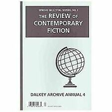The Review of Contemporary Fiction (2013, Paperback)