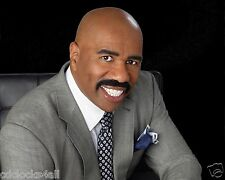 Steve Harvey / Family Feud 8 x 10 GLOSSY Photo Picture