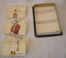 VINTAGE CARDS PETITS LITTLE METAMORPHOSES IN BOX