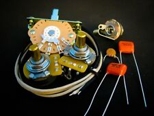 Pro Series Deluxe Upgrade Wiring Kit ~ Tele 4~Way Custom (for Fender Telecaster)
